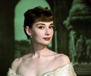 audrey, collar, and fashion image