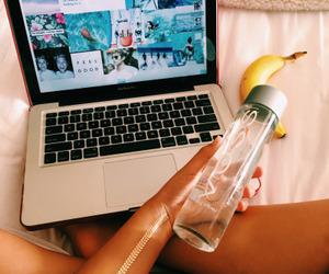 laptop, Lazy, and lazy day image
