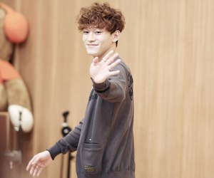 Chen, exo-m, and exo image
