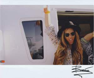 beyoncé, coachella, and 2015 image