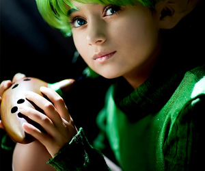 cosplay, zelda, and saria image