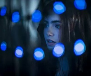 lily collins, the mortal instruments, and city of bones image