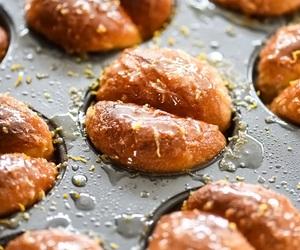 bread, bun, and food image