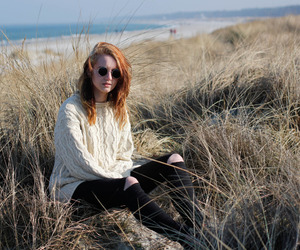 Baltic Sea, fashion, and grunge image