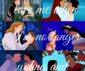 couples, disney, and lana del rey image