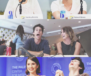 stalia, dylan, and shelley hennig image