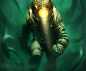 abyss, bioshock, and awesome image