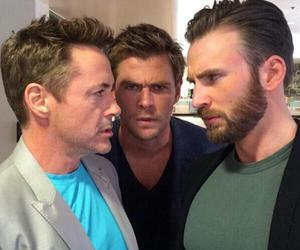 chris evans, new, and age of ultron image