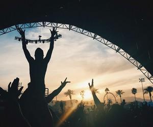 festival, coachella, and music image