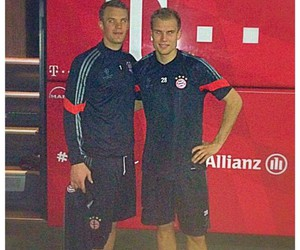 german, manuel neuer, and germany image