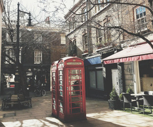 adventure, london, and nature image