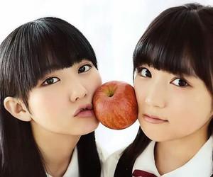 apple, jpop, and model image