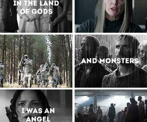 coin, gods, and katniss image