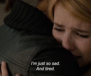 depressed, sad, and tumblr image