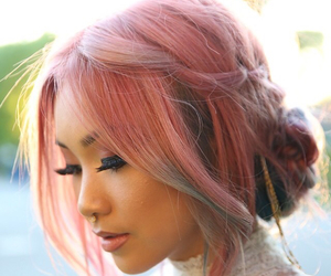 fashions, hair, and girls image