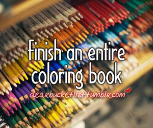 book, coloring, and coloring book image