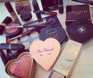 Burberry, bobbibrown, and chanel image