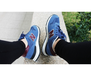 new balance, shoes, and sporty style image