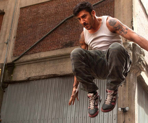 actor, david belle, and jump image