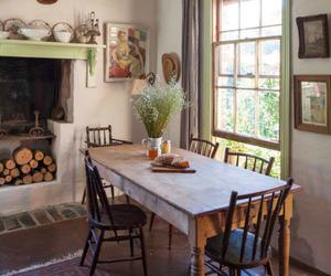decor, interiors, and kitchen image