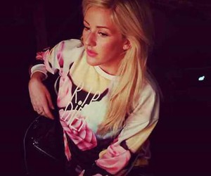beautiful and ellie goulding grunge image