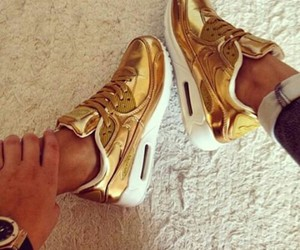 air max, shoes, and love image