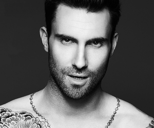 adam, sexy, and maroon five image
