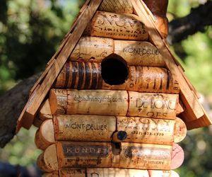 birdhouse, birds, and diy image