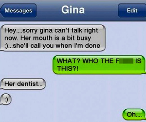 busy, dentist, and OMG image