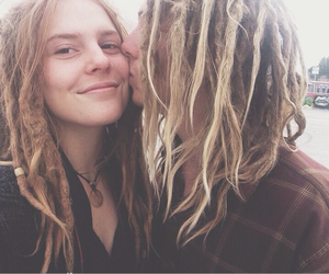 couple and dreads image