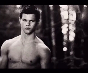 black and white, jacob black, and new moon image