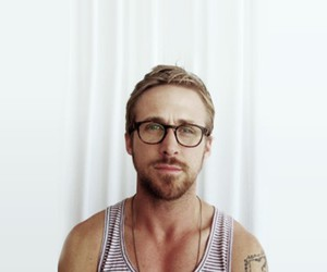 ryan gosling, Hot, and glasses image