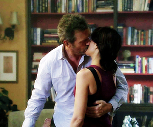dr house and love image