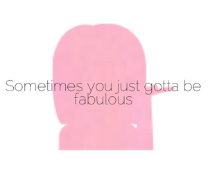 cool, fabulous, and pink image