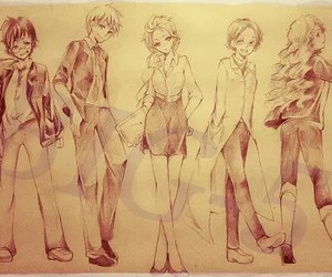 jack frost, hiccup haddock, and elsa arendelle image