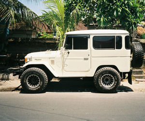 car, jeep, and white image