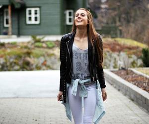 long hair, blogg.no, and kristine ullebo image
