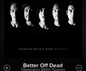 sleeping with sirens, madness, and kellin quinn image