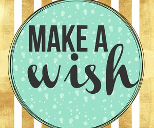 happy birthday and make a wish image