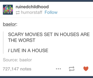 funny, house, and movies image