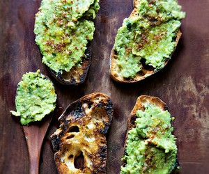 food, delicious, and avocado image