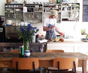 interior design, juice, and kitchen image