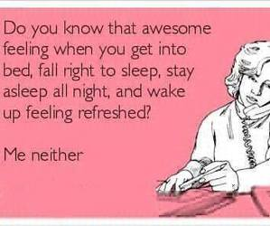 sleep, quote, and funny image