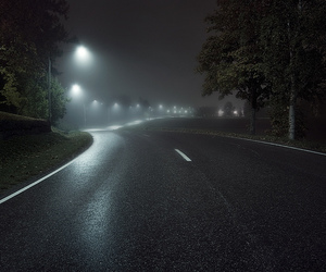 light, night, and photography image