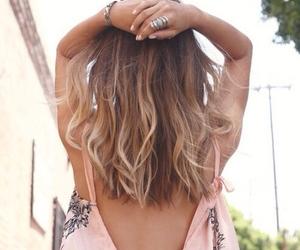 hair, balayage, and perfect image