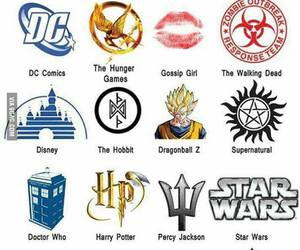 disney, doctor who, and harry potter image