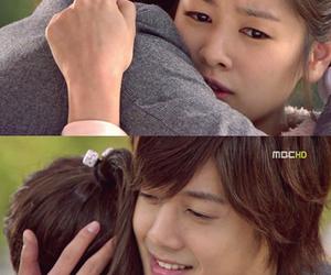 couple, korean, and kdrama image