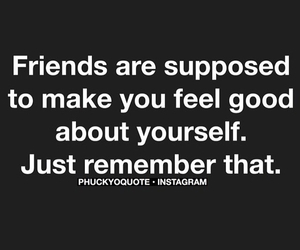 friendship, quote, and truth image