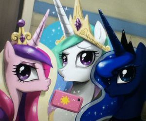 my little pony, pc, and pcd image