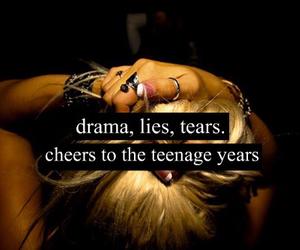 drama, lies, and tears image